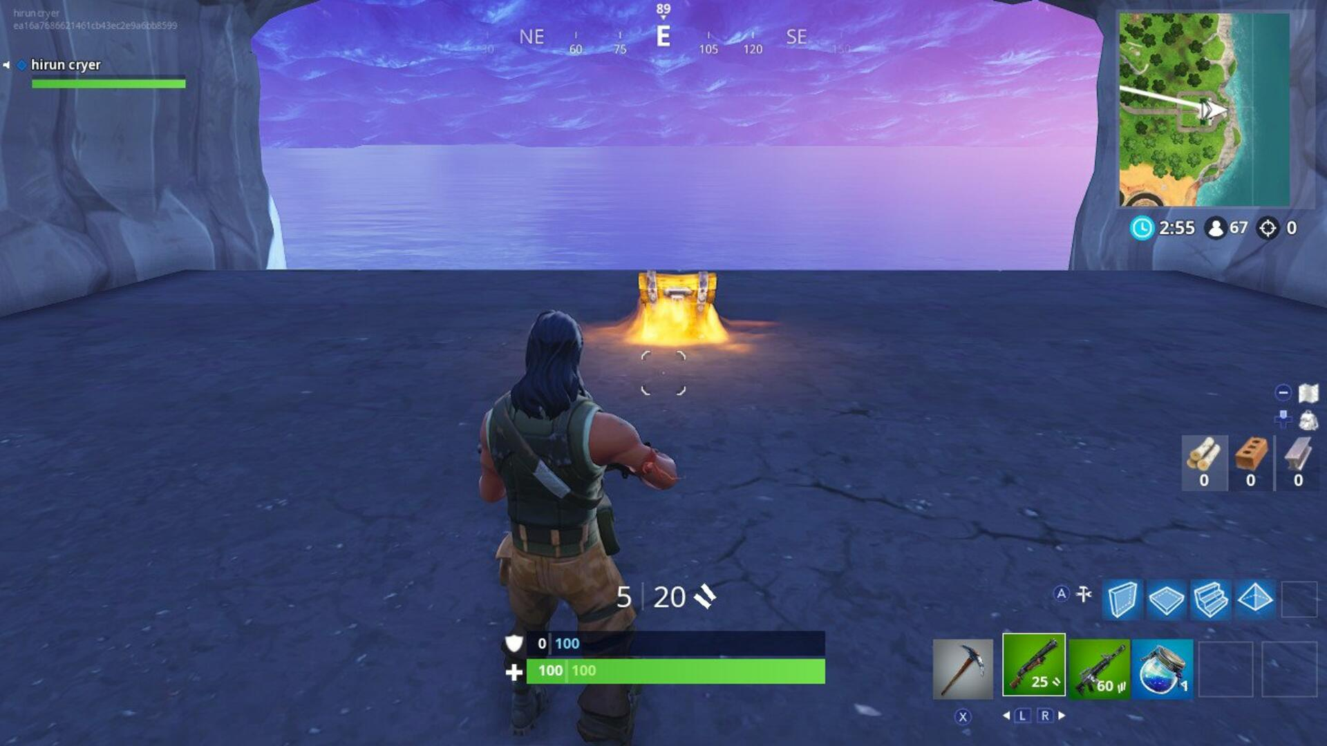 Fortnite Lonely Lodge Chests Locations - All Lonely Lodge Chest Locations