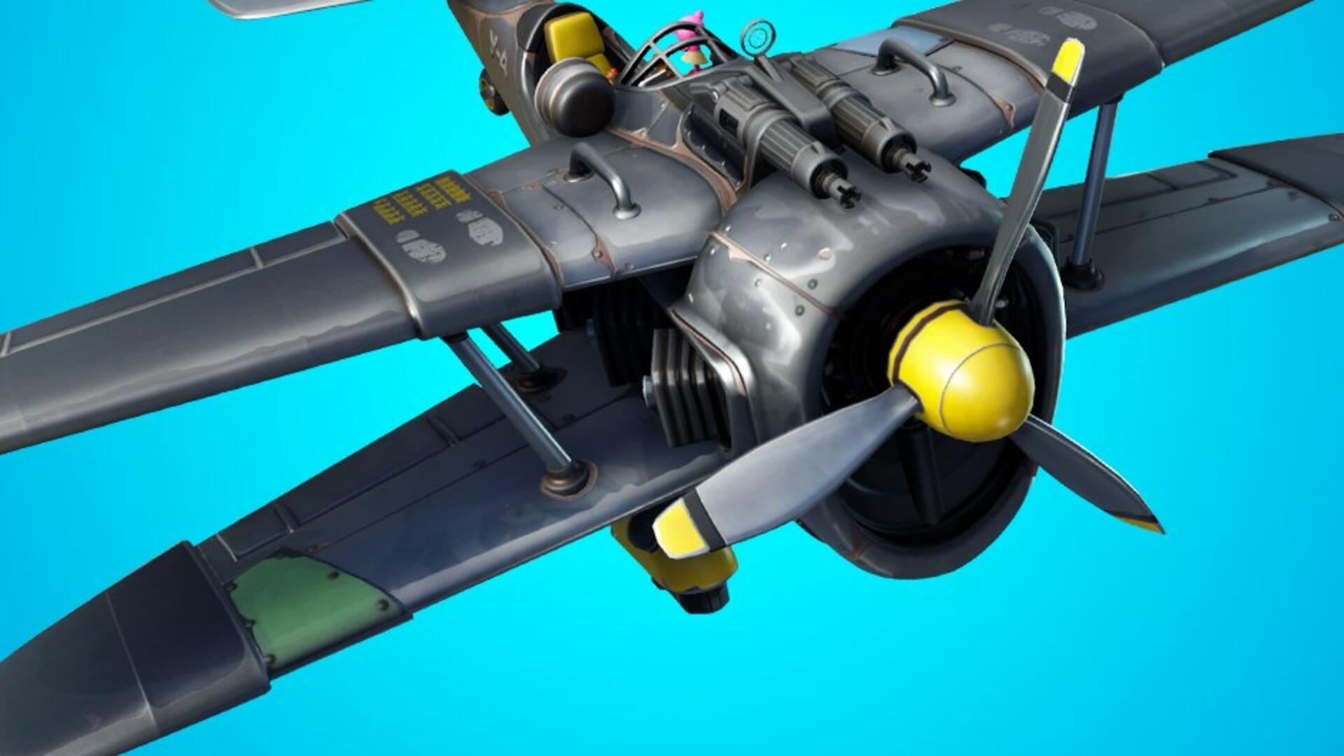 Fortnite v8.40 Patch Notes Now Available, Reintroduces the Stormwing Plane in a New LTM