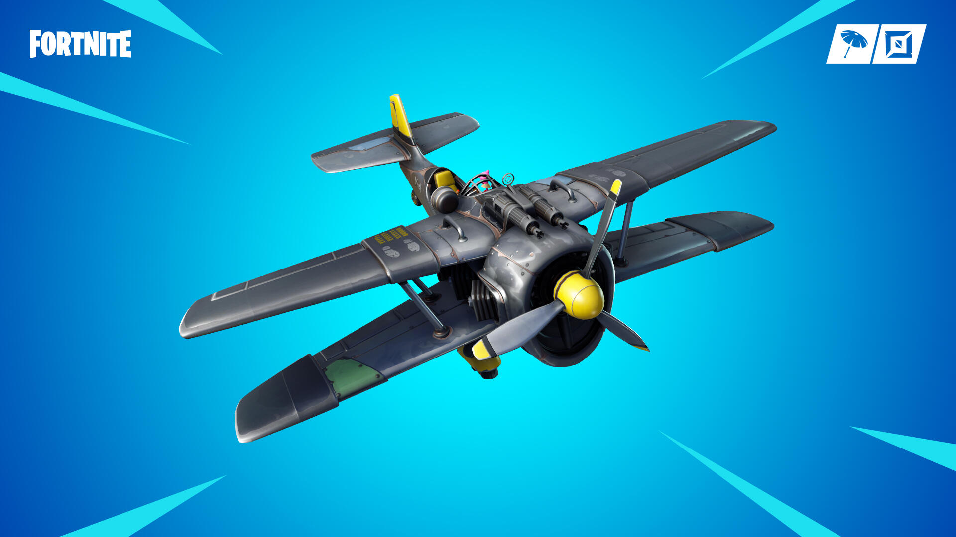 Fortnite Plane Timed Trial Locations - Where to Find and Complete Timed Trials in an X-4 Stormwing Plane