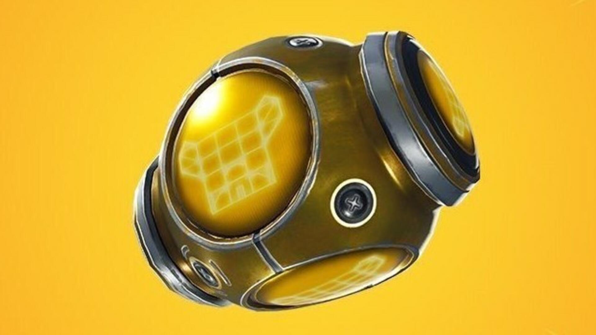 Fortnite's New Port-a-Fortress Item is Coming Soon to Battle Royale