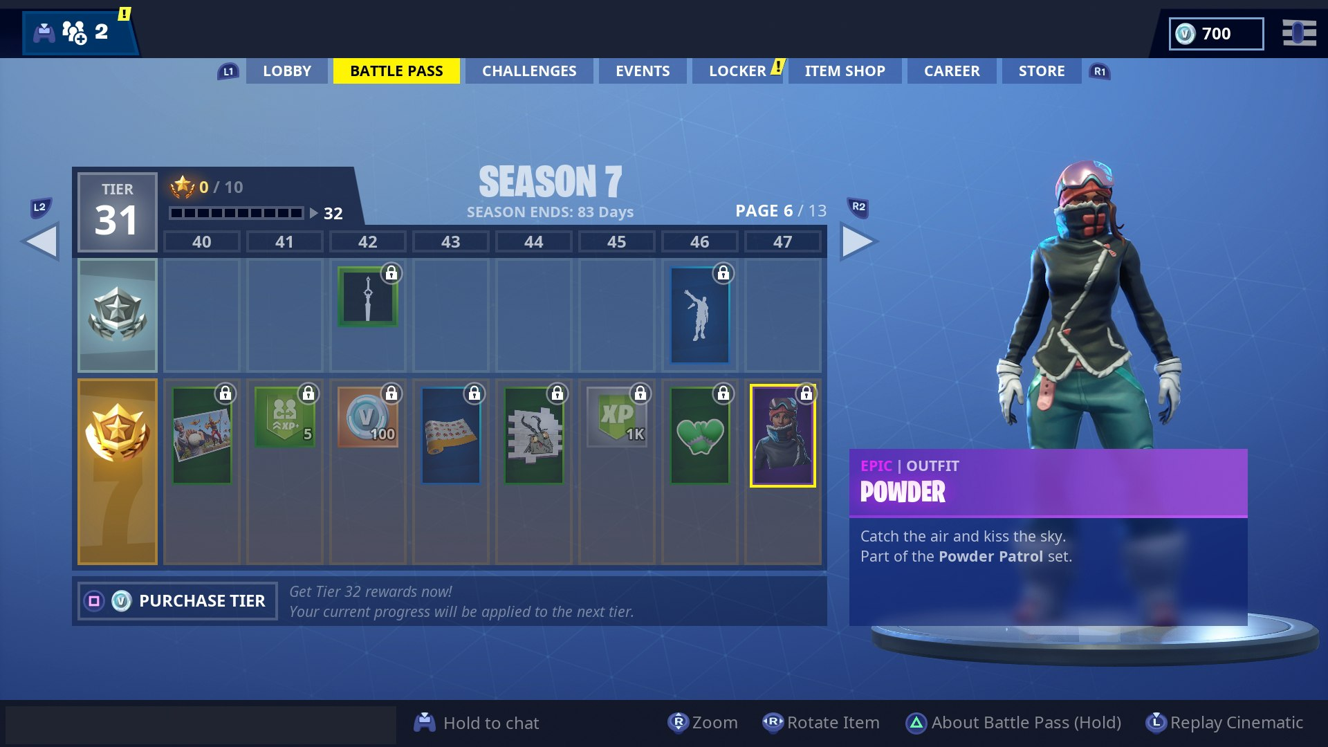 Fortnite Season 7 Guide - Weekly Challenges, Character Skins