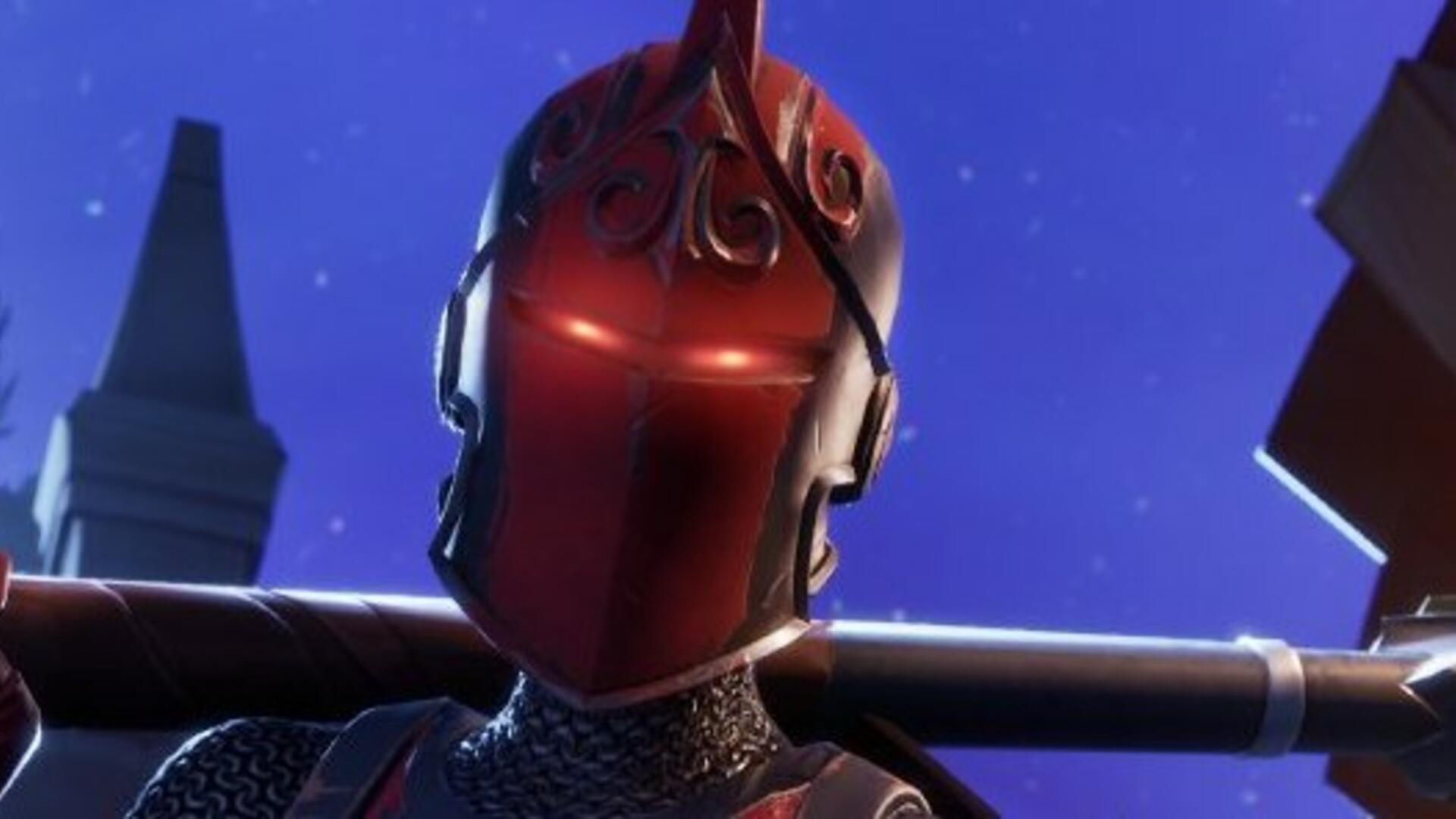 Fortnite's Red Knight Skin Coming to the Shop Today