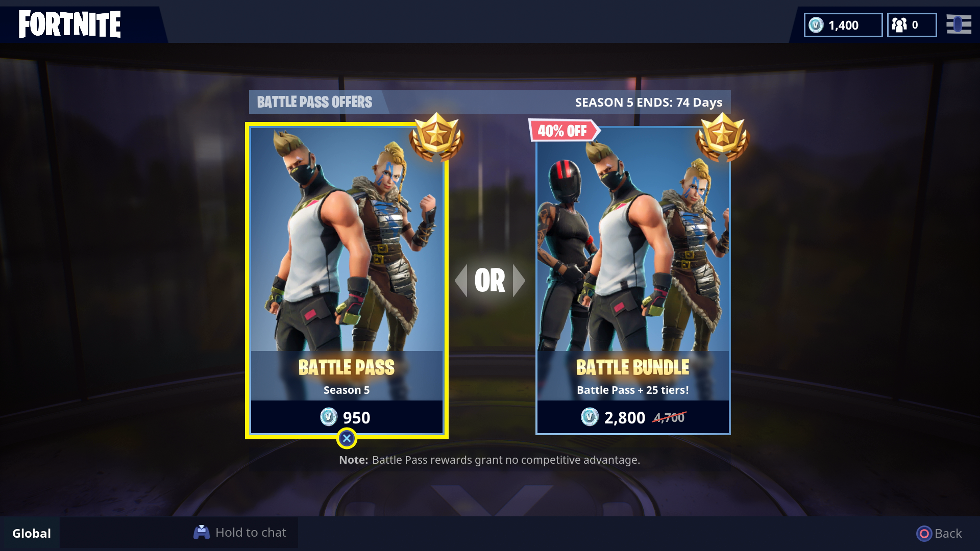 season 6 battle pass