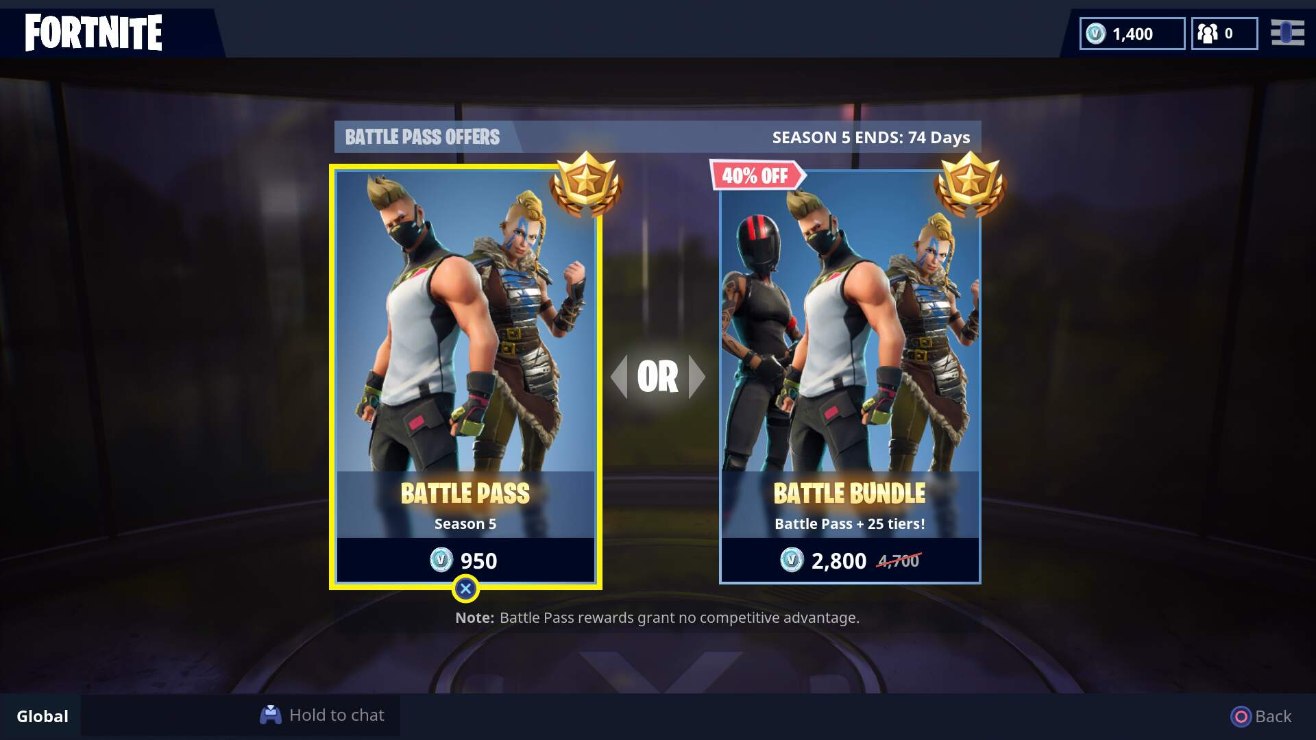 Two Legal Experts On Why Battle Passes are Better Than Loot Boxes (Legally Speaking)