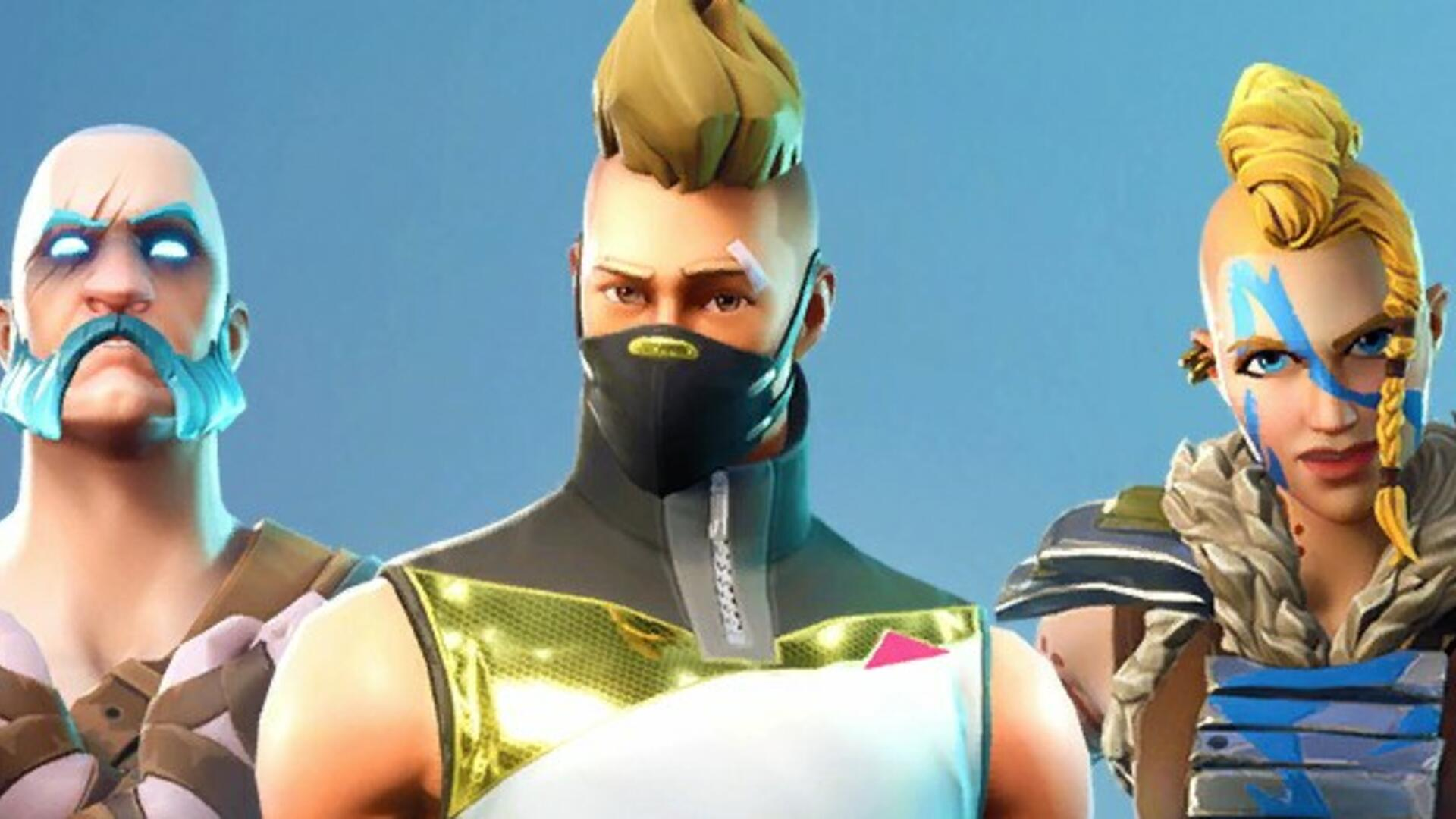 Fortnite Season 5 Skins - All the New Battle Pass Skins Including Ragnarok, Drift, and Huntress
