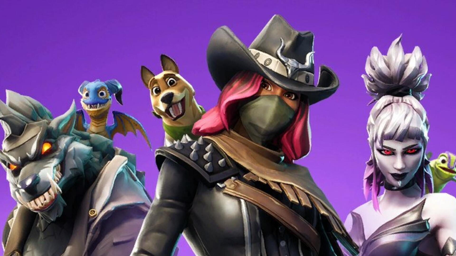 """Epic to Remove """"Embarrassing"""" Boob Physics from Fortnite, Says It's a Bug"""