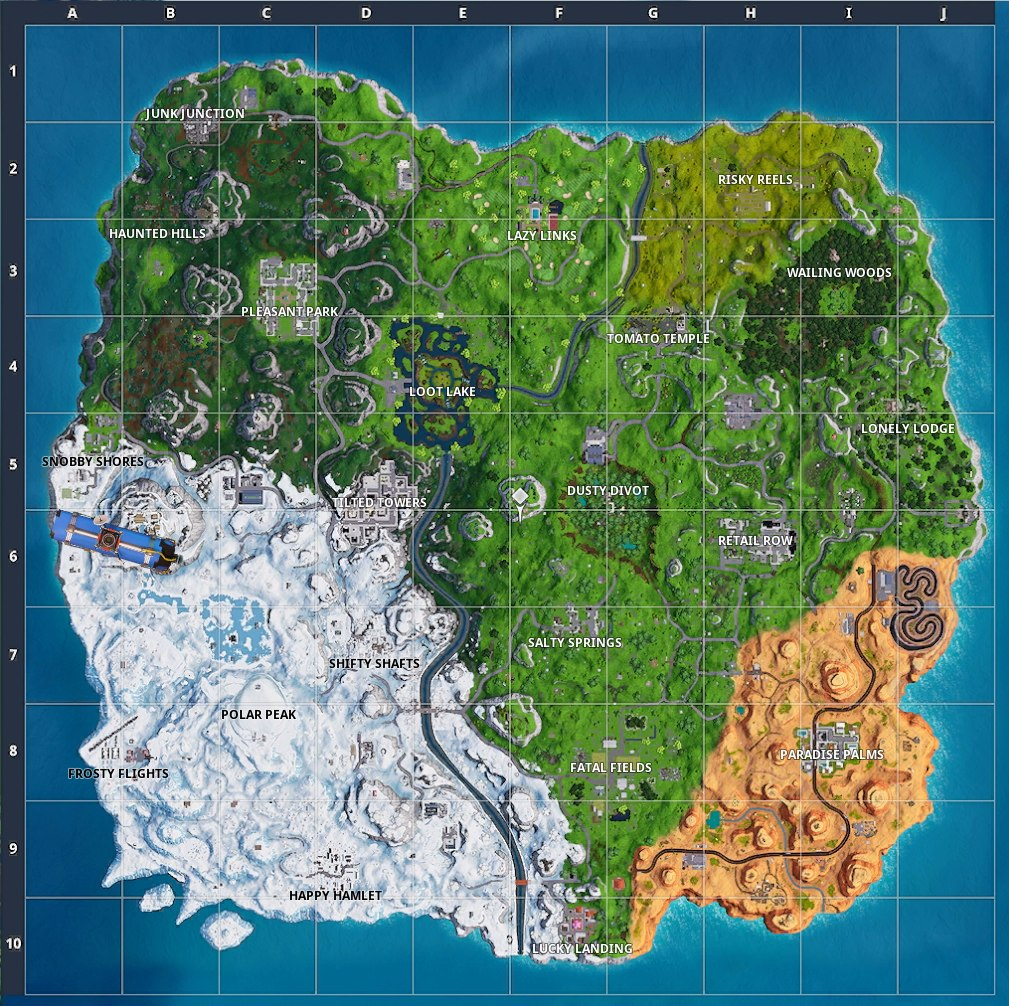 Fortnite Season 7 Guide Weekly Challenges Character