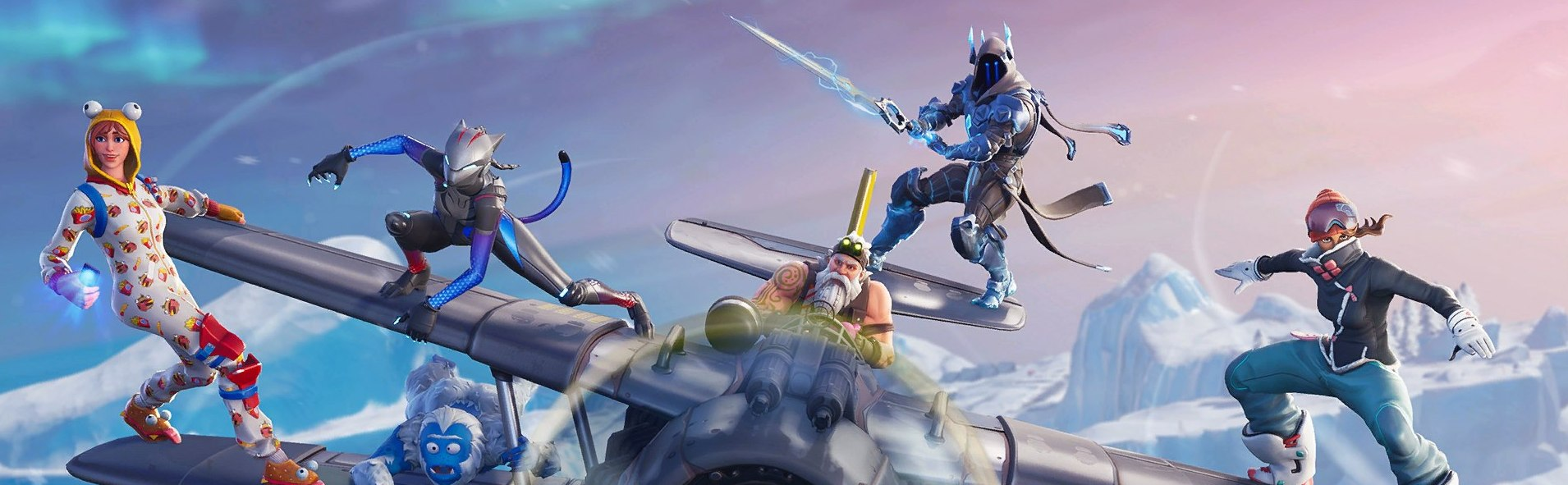 fortnite season 7 guide weekly challenges character skins and battle pass details usgamer - update on fortnite season 7