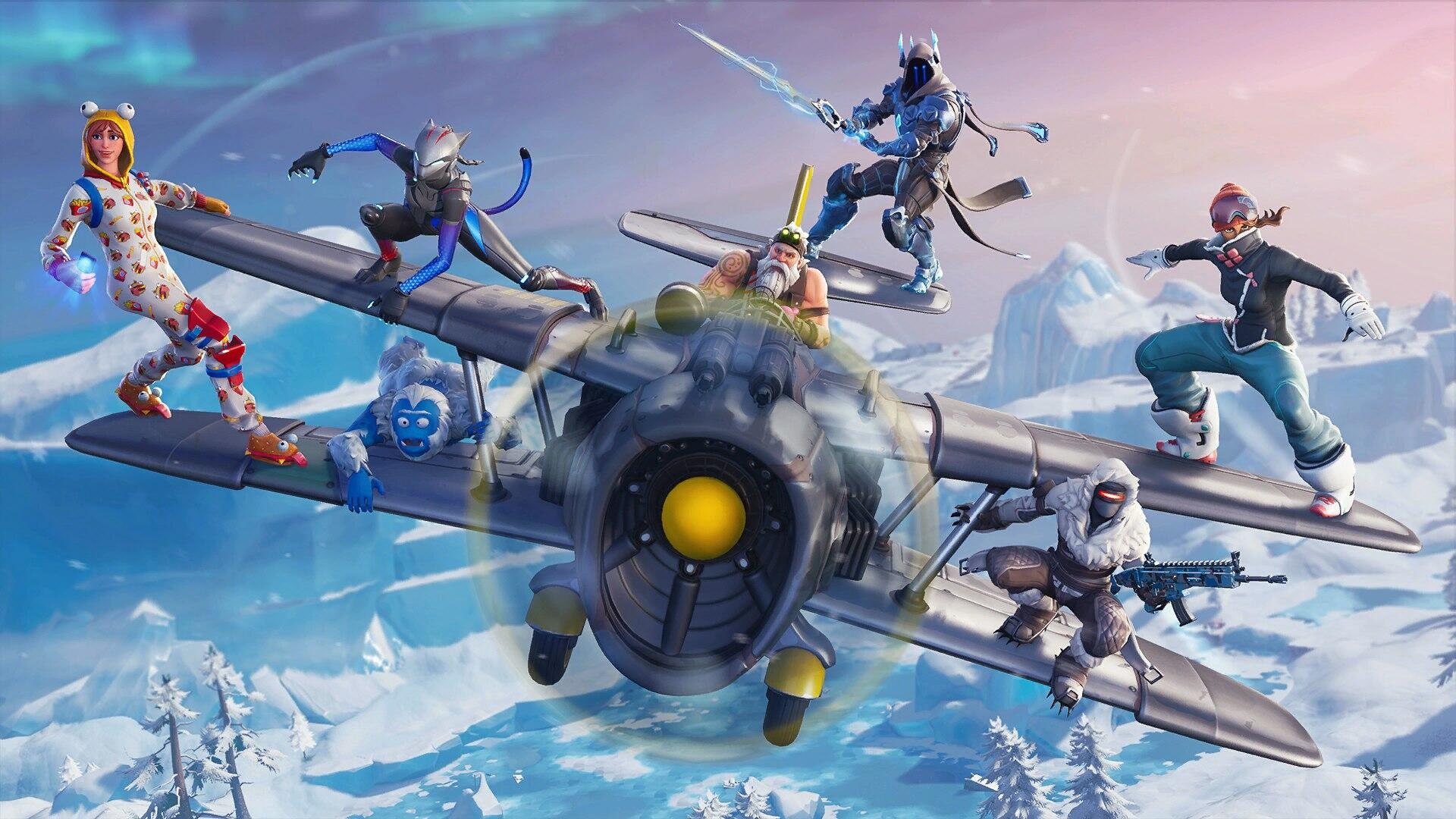 Fortnite Teases Snakes and Pirates, or Worse, Snake Pirates, for Season Eight
