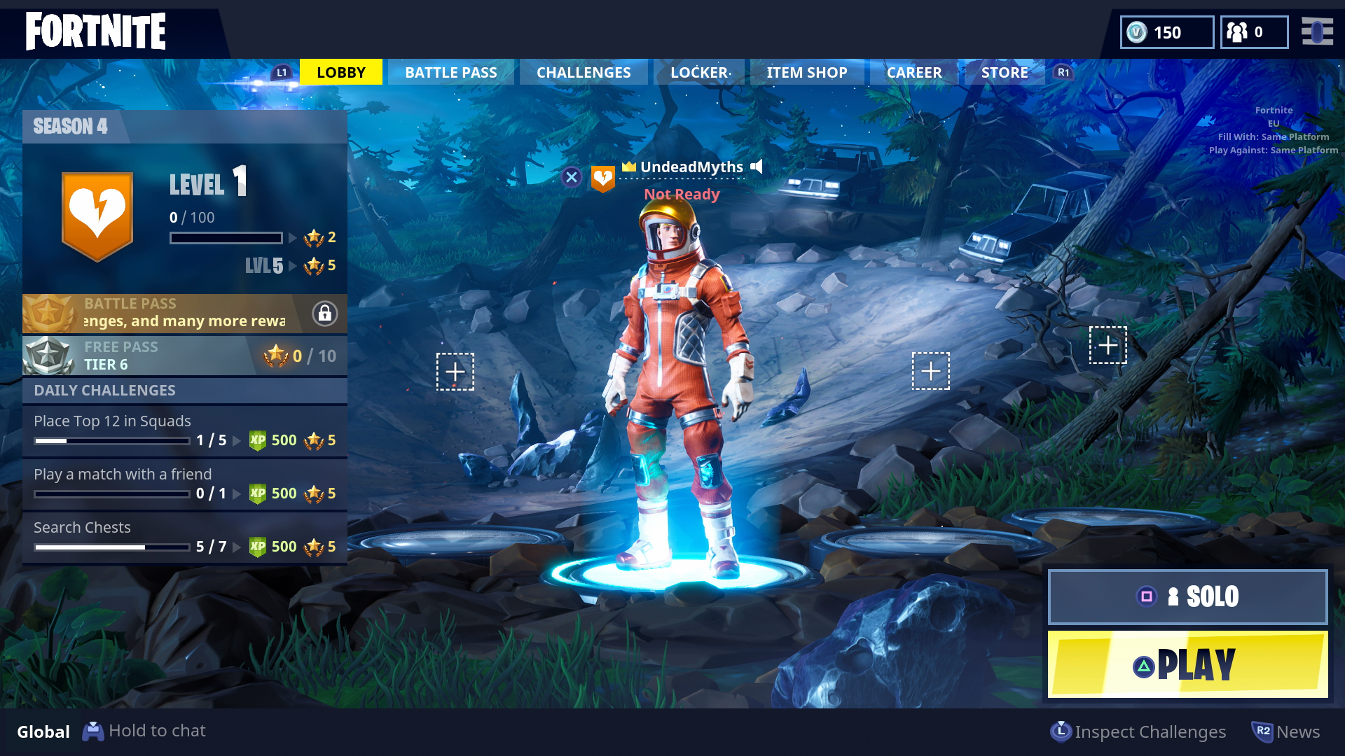 Fortnite Season 4 Skins Battle Pass Price Map Features And Gear