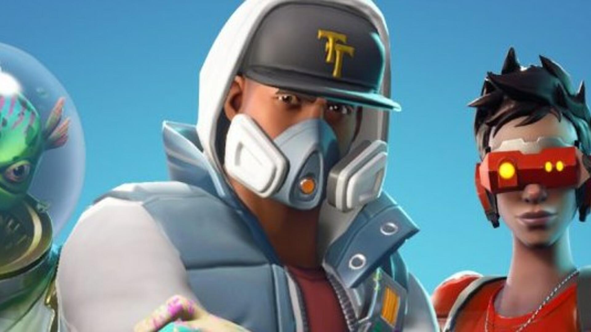 Fortnite Double XP Weekend Is Live Now Making It a Great Time to Get Those Skins