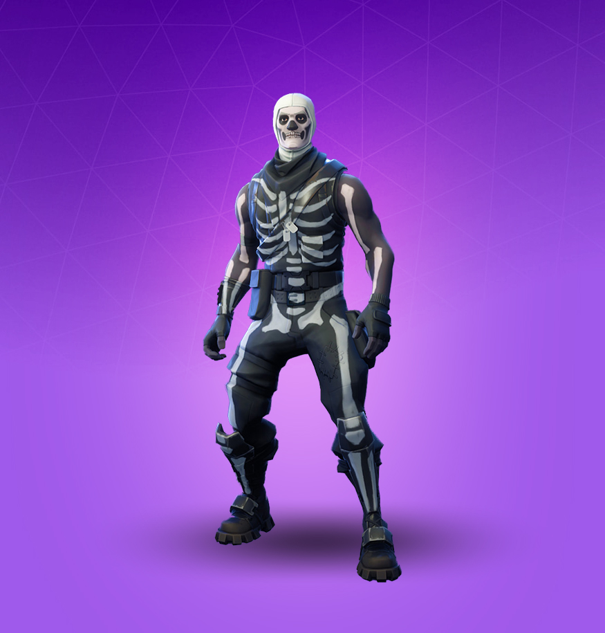skull trooper - photo #9