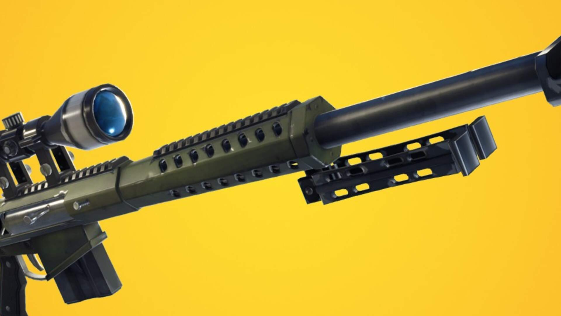 Fortnite Patch V5.21 is Out Now, Adds New Heavy Sniper