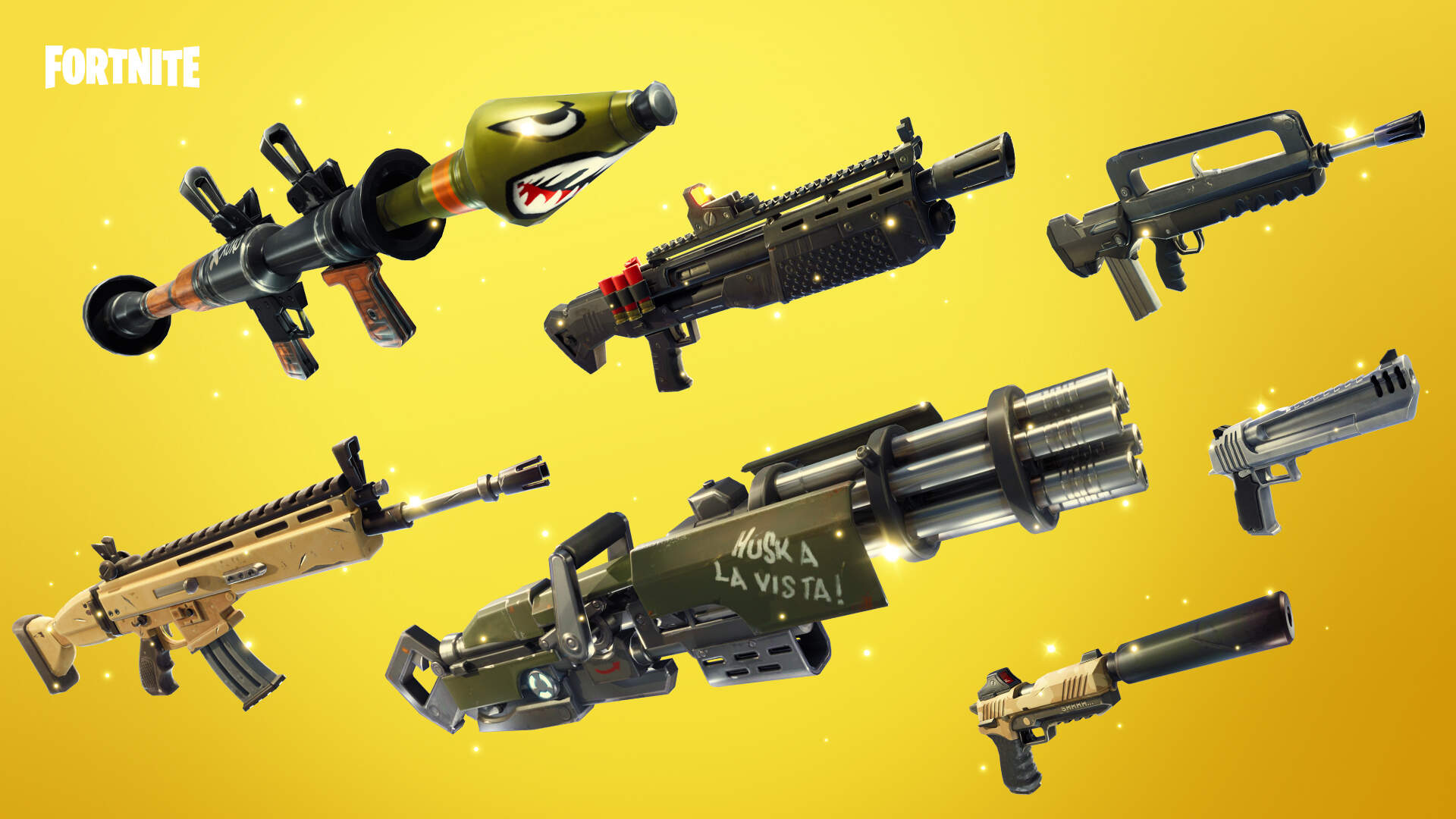New Heavy Sniper Coming Soon to Fortnite Battle Royale