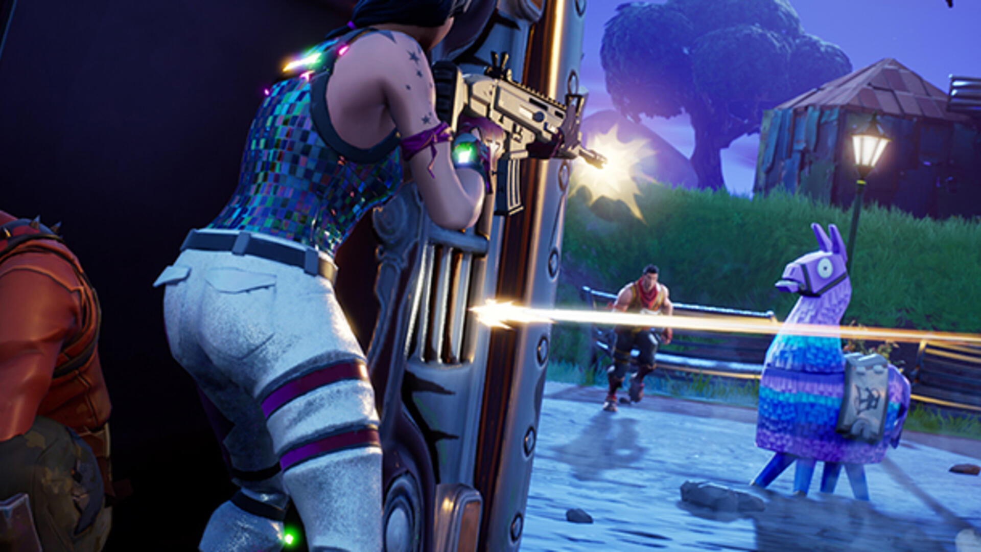 Fortnite is Starting to Get Pretty Chilly as Season 7 Approaches