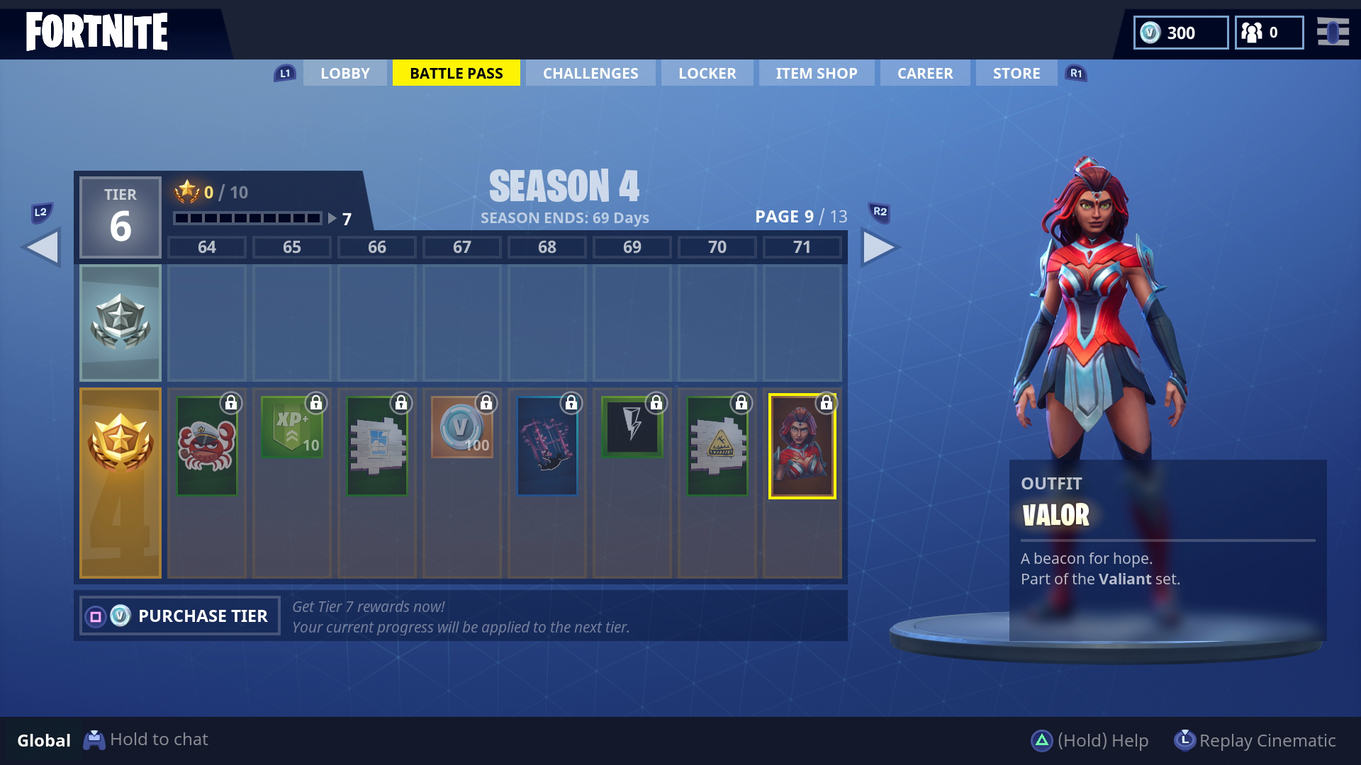 Fortnite Season 4 Skins All The New Fortnite Season 4