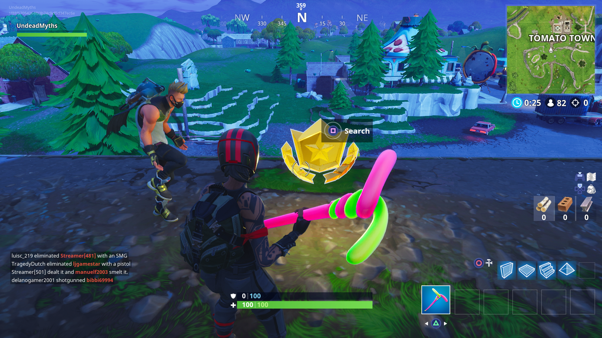 but this is far from the only challenge you can complete in this week of fortnite battle royale if you head over to our fortnite week 1 challenges guide - fortnite treasure map risky reels