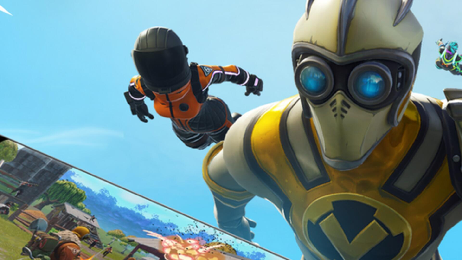Epic and Google are Having a Row Over the Android Fortnite Launcher