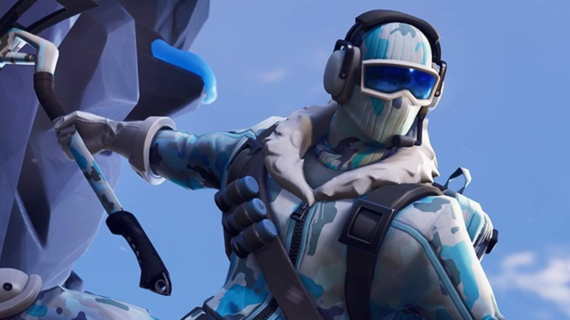 Fortnite Players are Expecting Snow as Storm Clouds Gather Near the Map