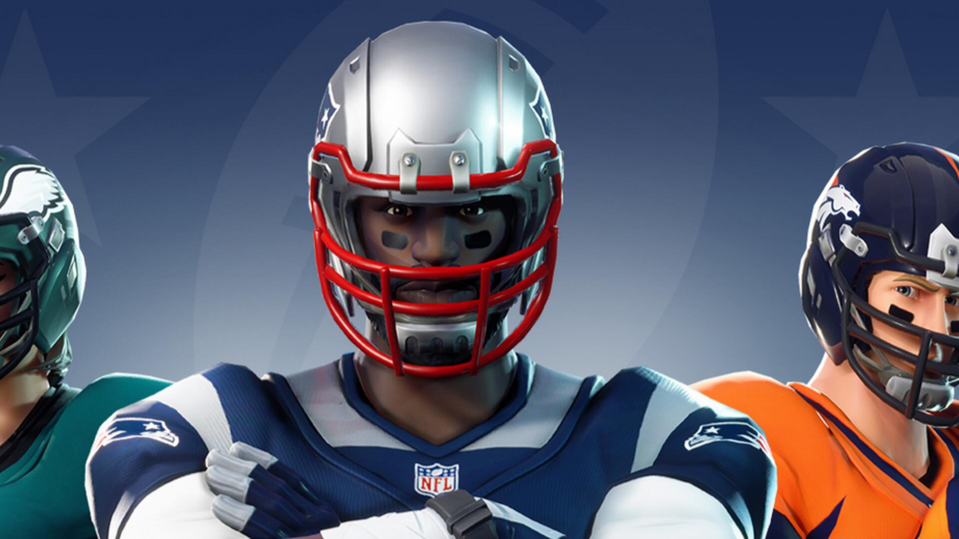 Fortnite S Nfl Skins Brought Out The Worst In Players Usgamer