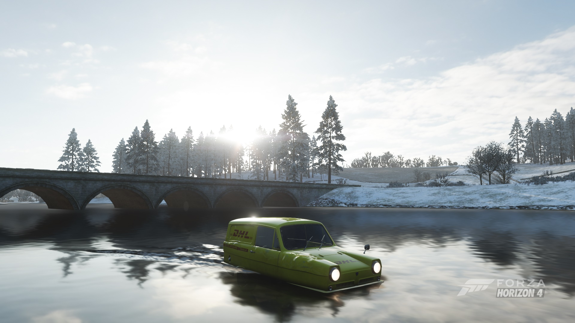 A Love Letter to Forza Horizon 4's Worst Cars and The Silly