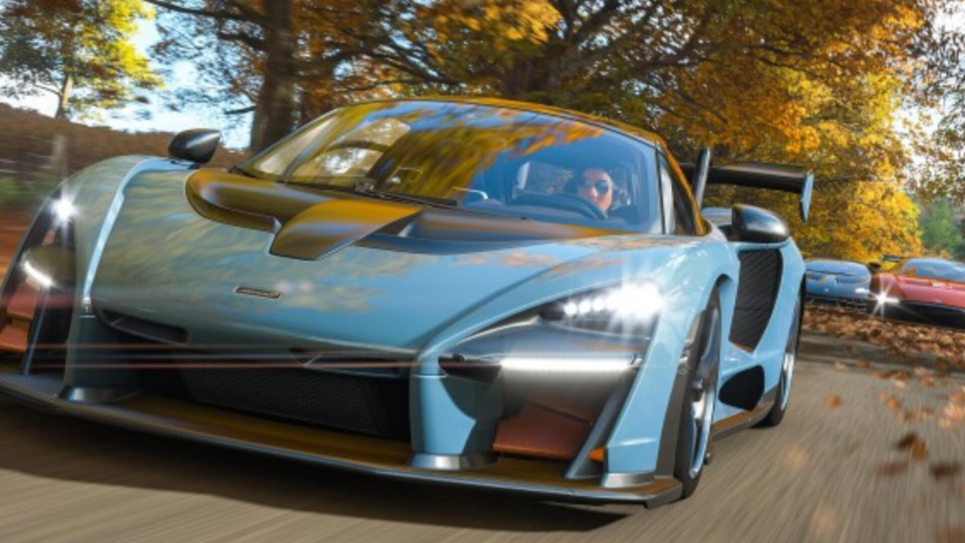 Watch Us Play the Gorgeous Forza Horizon 4 on Xbox One X in 4K