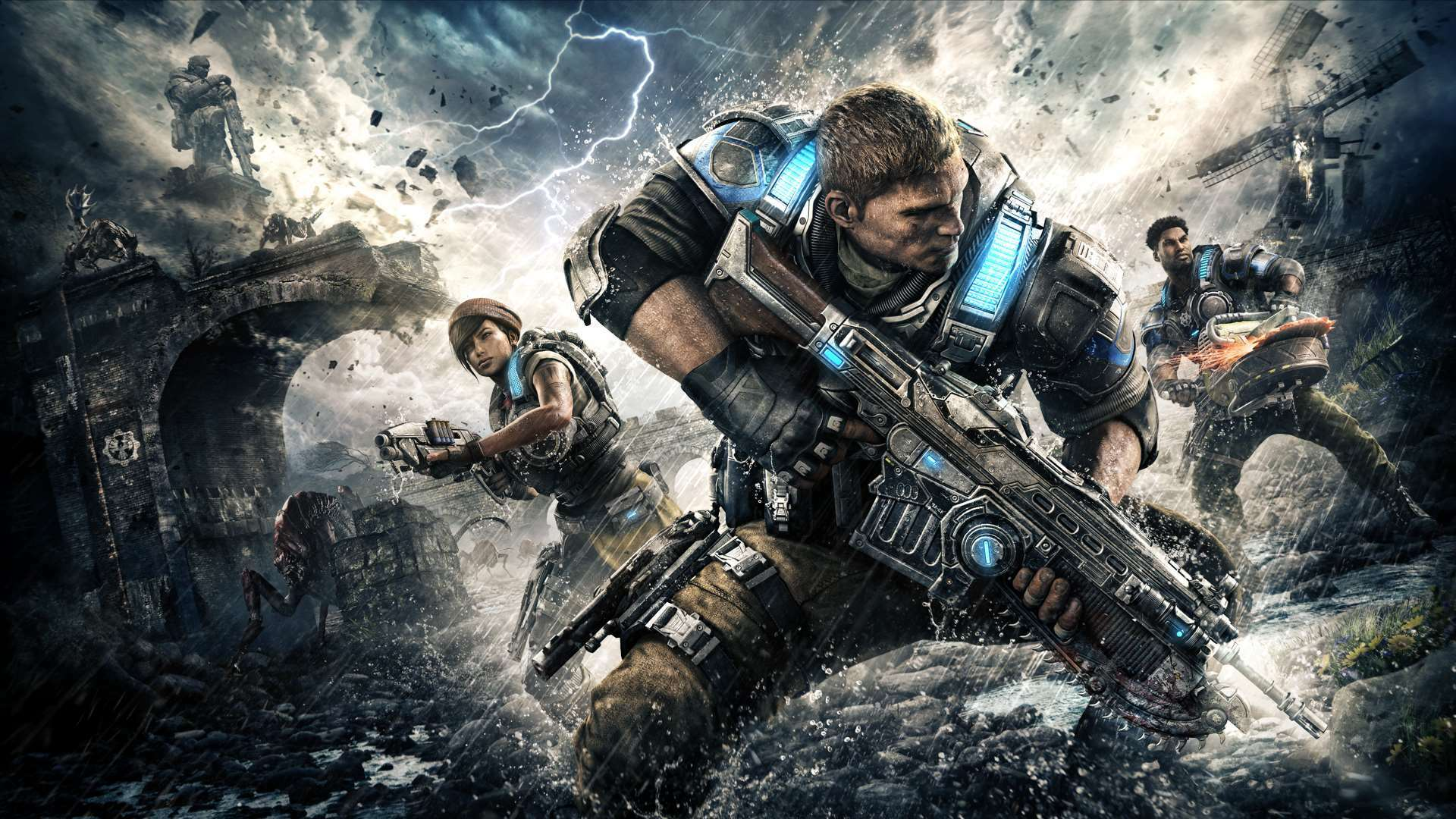 "The Rod Fergusson Interview: How Gears of War's Studio Head Earned His Reputation as the ""Closer"""