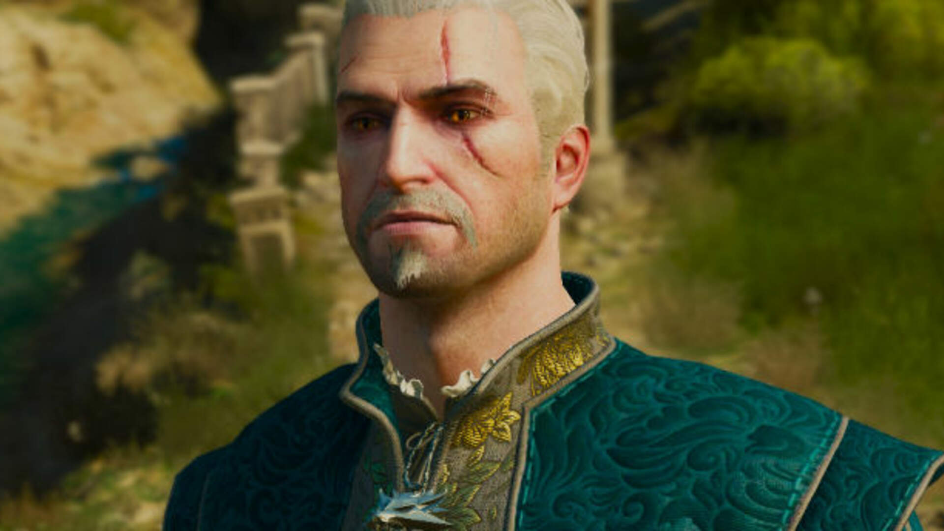 The Witcher 3's Geralt Might Show up in Soul Calibur 6