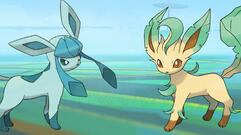 Here's How Pokemon Go Will Probably Introduce Glaceon and Leafeon in the Wake of the Gen 4 Release