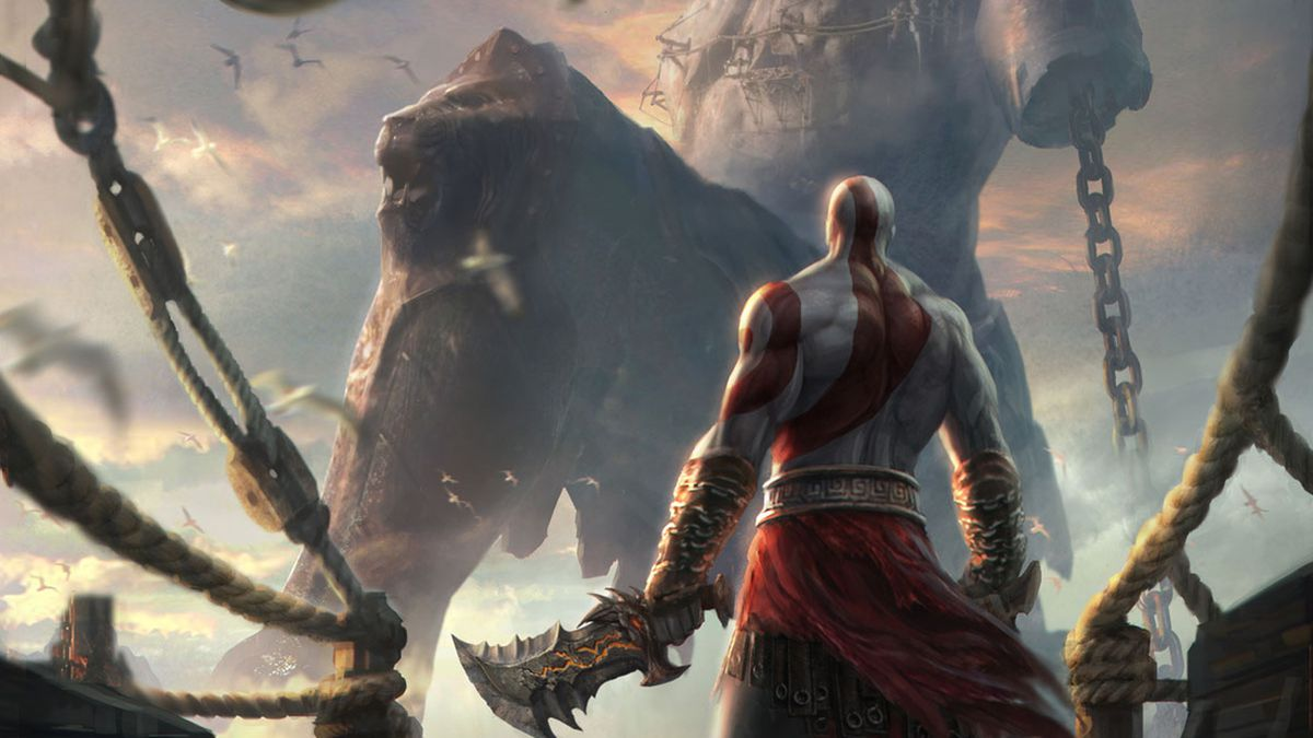God of wars strong reviews complete sony santa monicas return from god of war ascension nearly killed the series voltagebd Choice Image