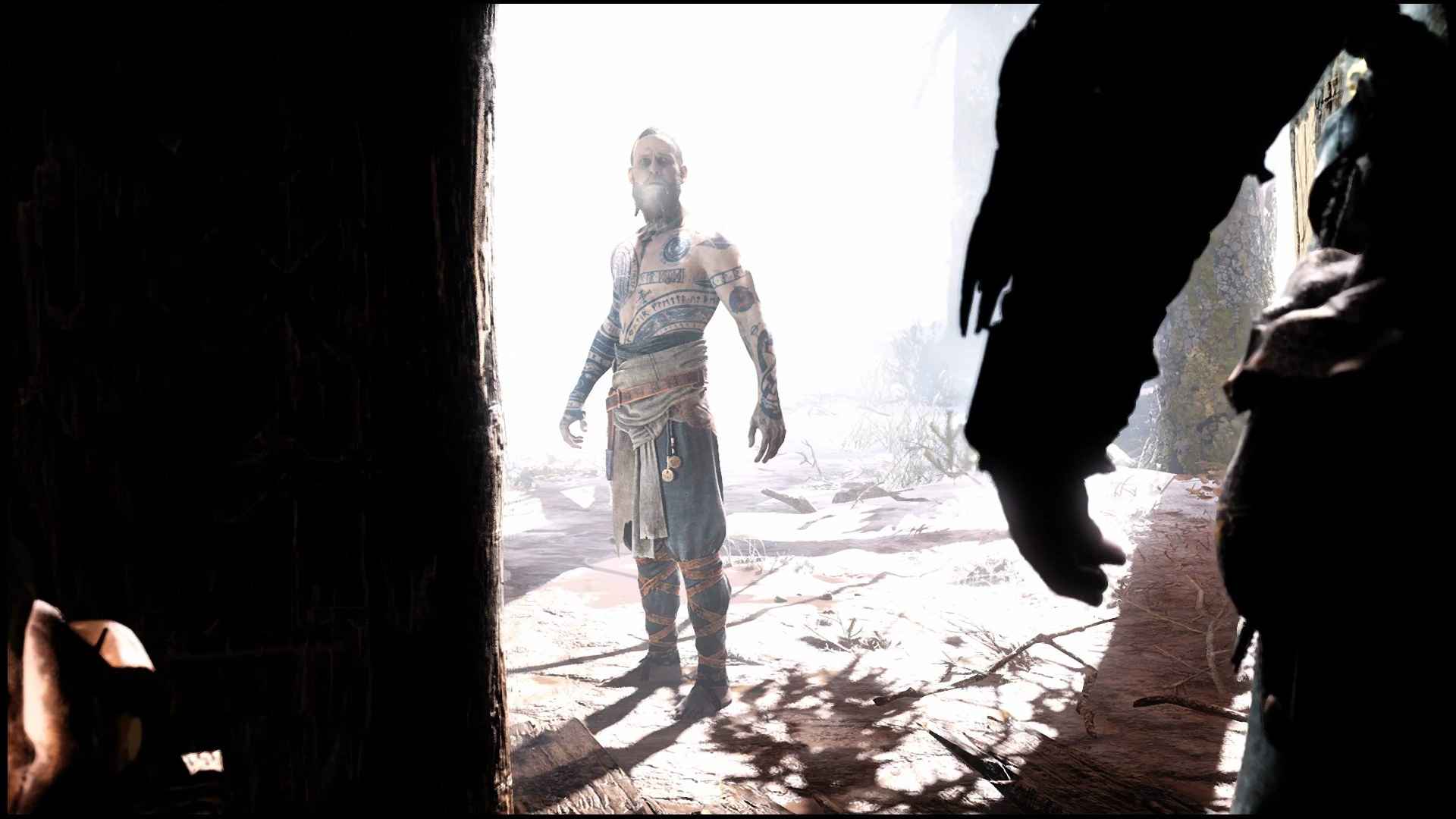 God Of War The Stranger Boss Fight How To Defeat The Stranger In