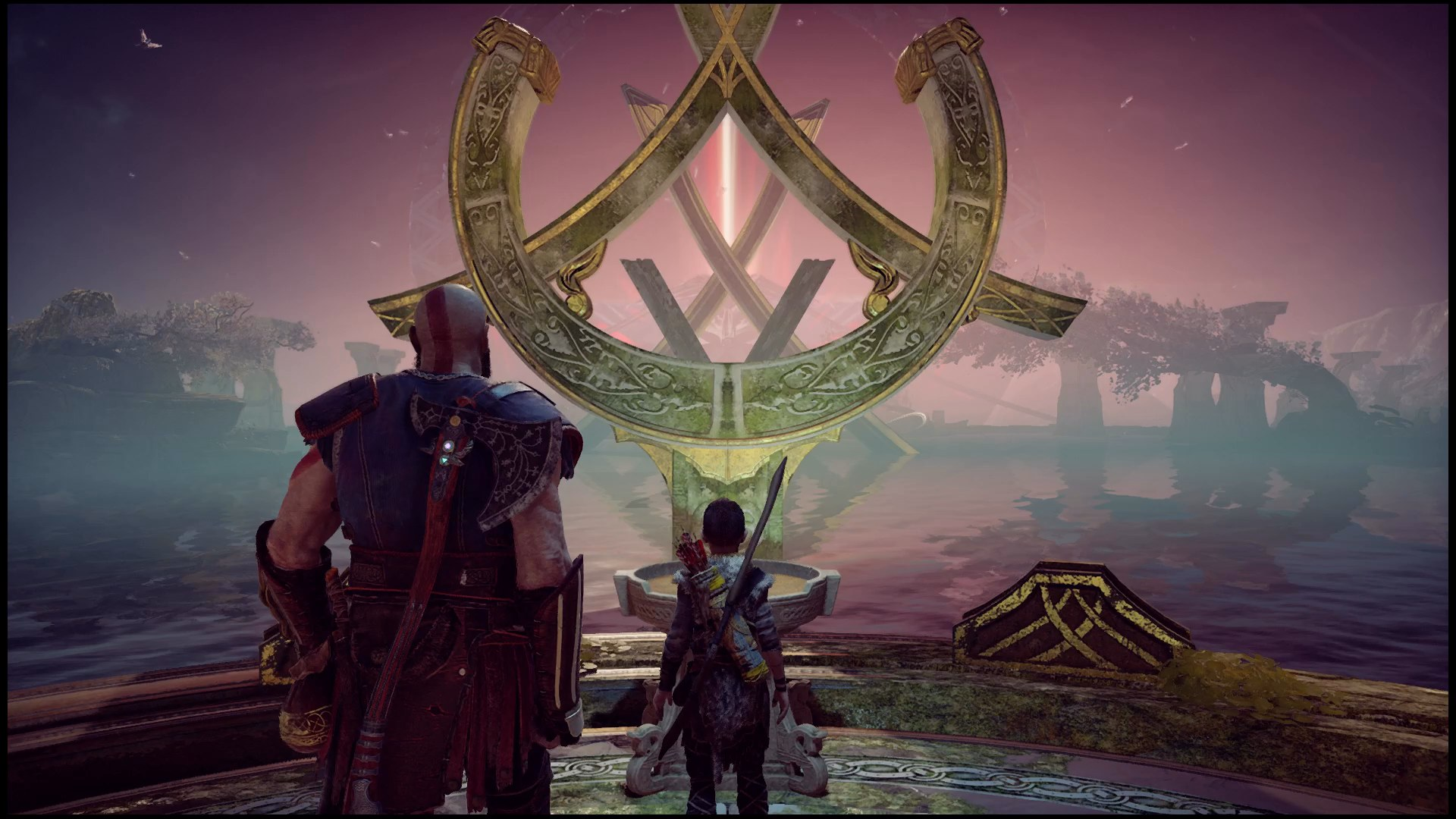 God Of War The Light Of Alfheim And Light Elf Sanctuary Guide