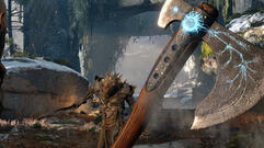 """Cory Barlog Kept Punching Guys Forever:"" The Making of God of War's Leviathan Axe"