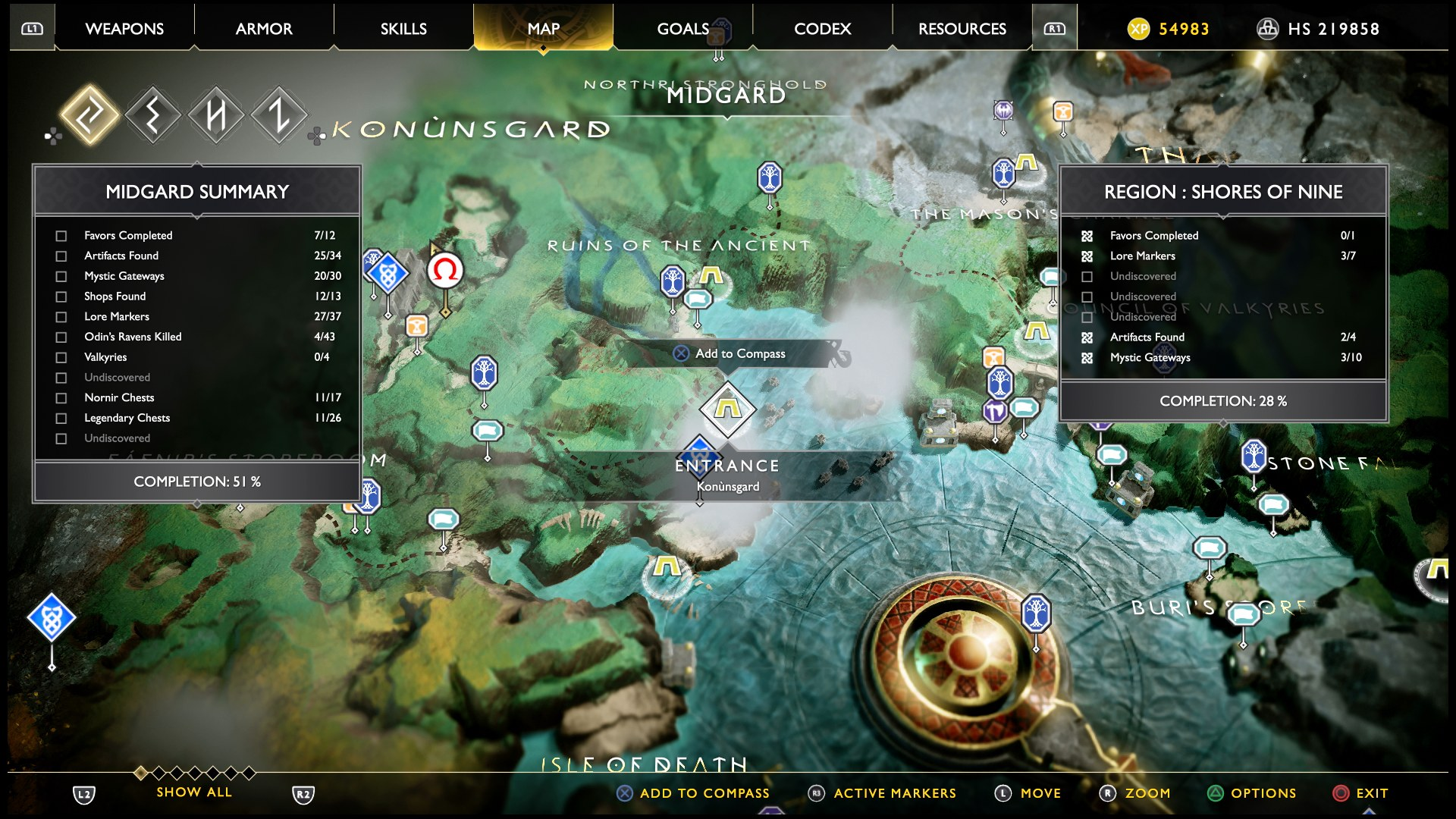 God Of War Dragon Locations How To Find Fafnir Otr And