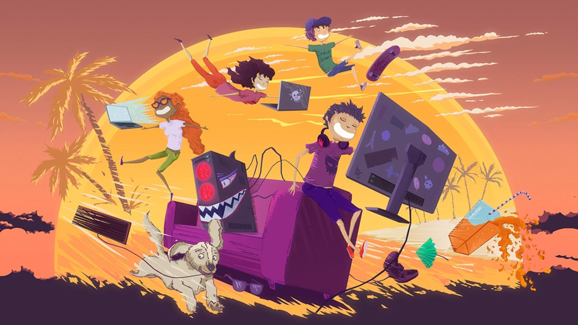 Win One of 250 games from GOG in our Big, Fun Giveaway