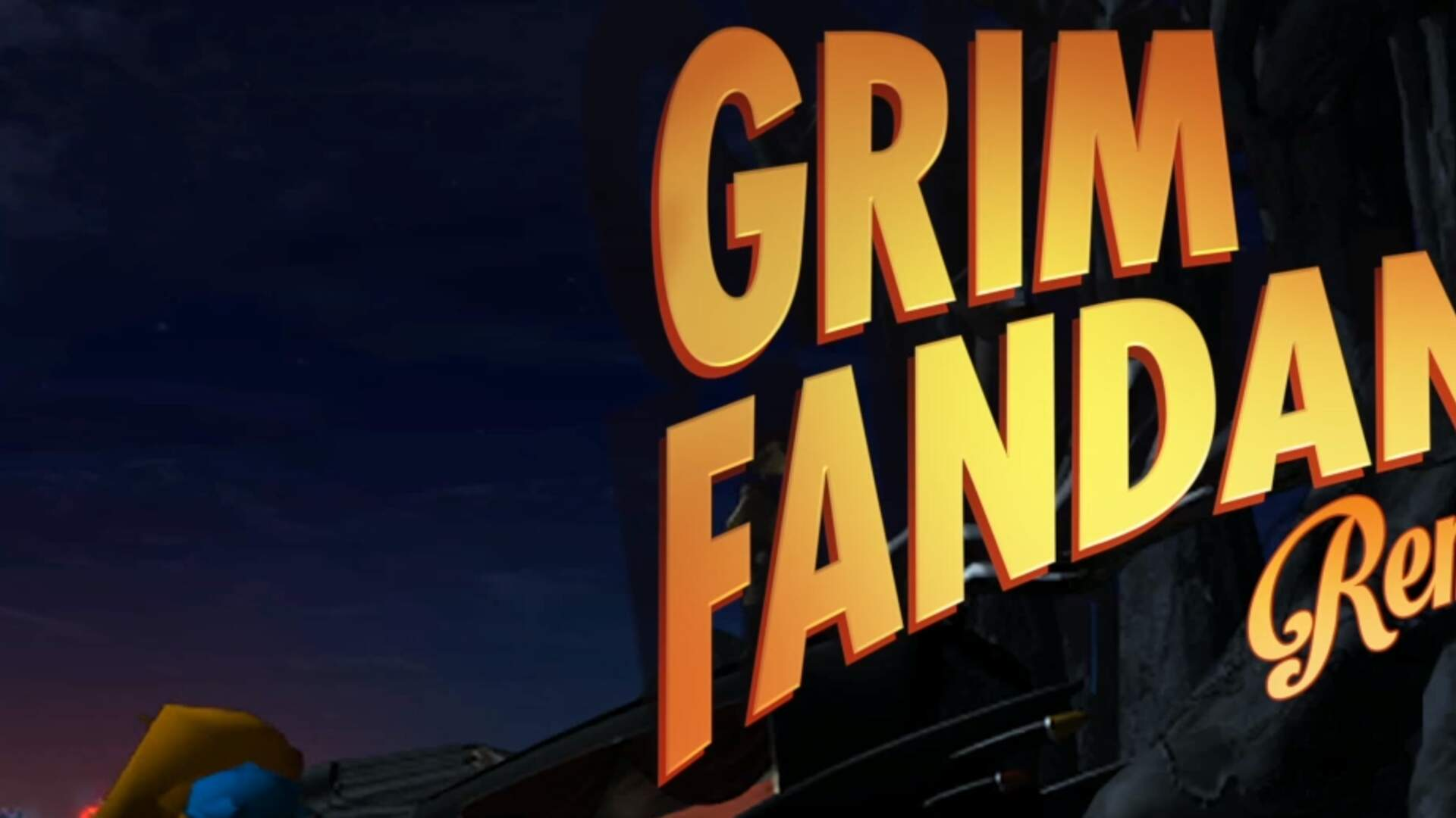 Double Fine's Grim Fandango and Broken Age Head to Nintendo Switch