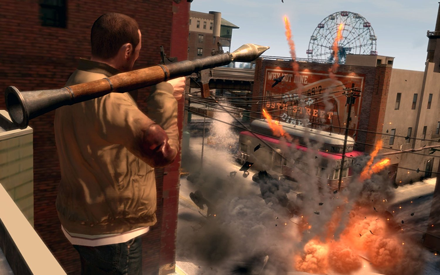 GTA 4 Transcends its Flawed Core by Embracing Realism | USgamer