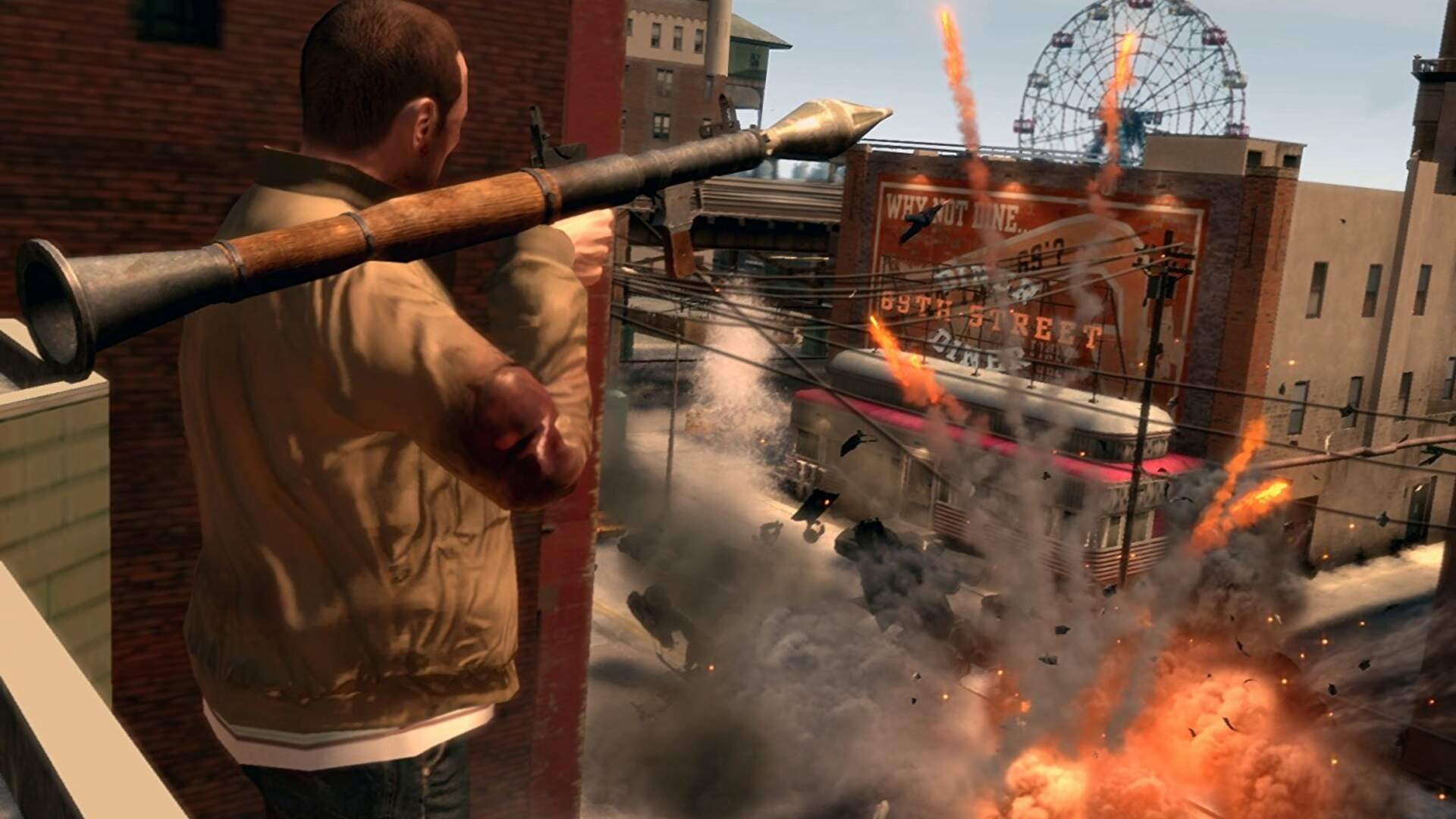 Rockstar Explains Why Grand Theft Auto 4 Was Suddenly Delisted From Steam