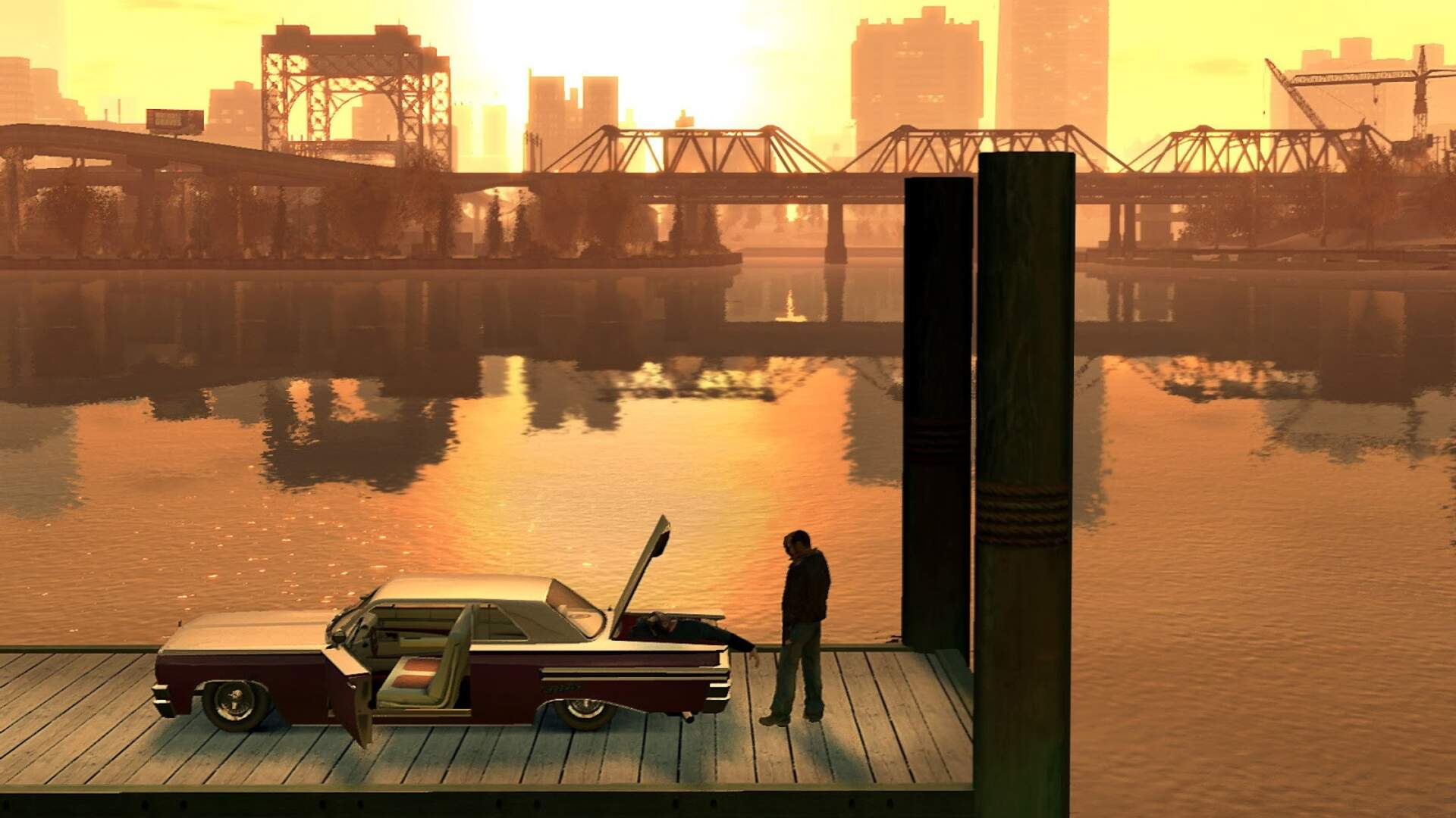 Grand Theft Auto 4 Returning to Steam, But Without Multiplayer