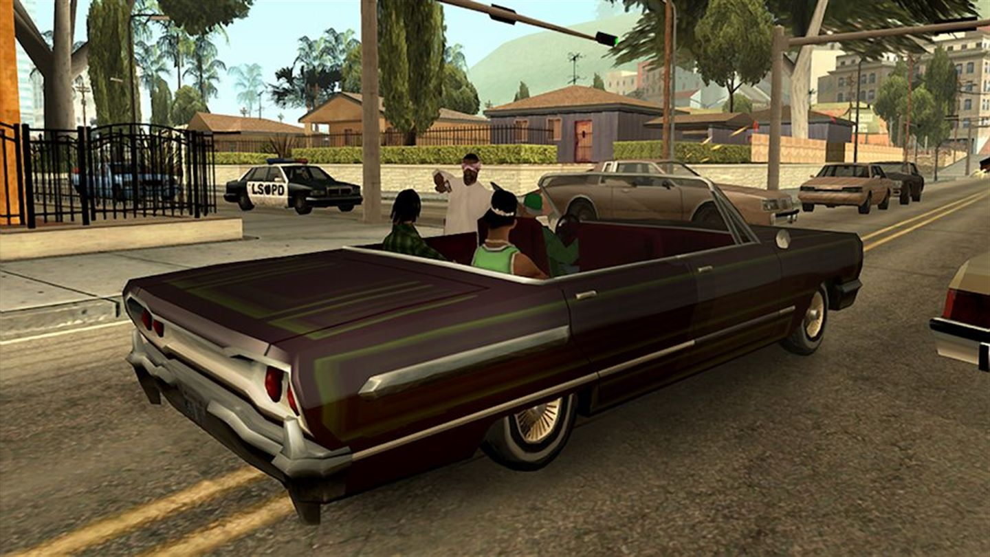 GTA San Andreas Cheats Codes and Secrets | USgamer