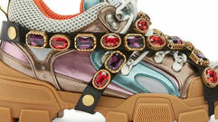 Gucci Partnered with Sega for Baffling $1,400 Shoes