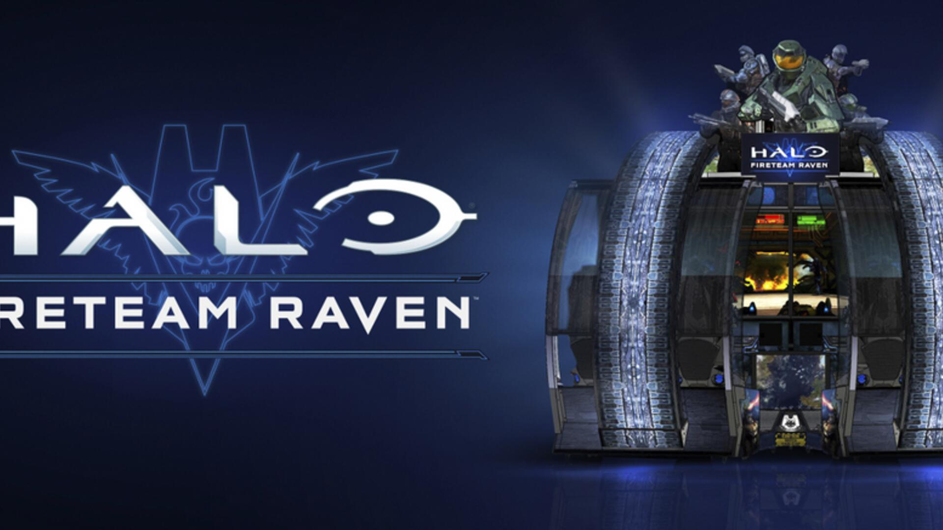 Halo Basically Announces a Vegas Residency With New Dave and Busters Arcade Game