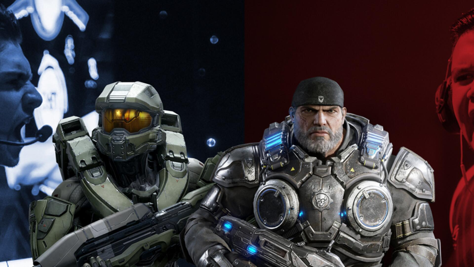 Halo 5 and Gears of War 4 Headline a Simultaneous Esports Tournament in New Orleans