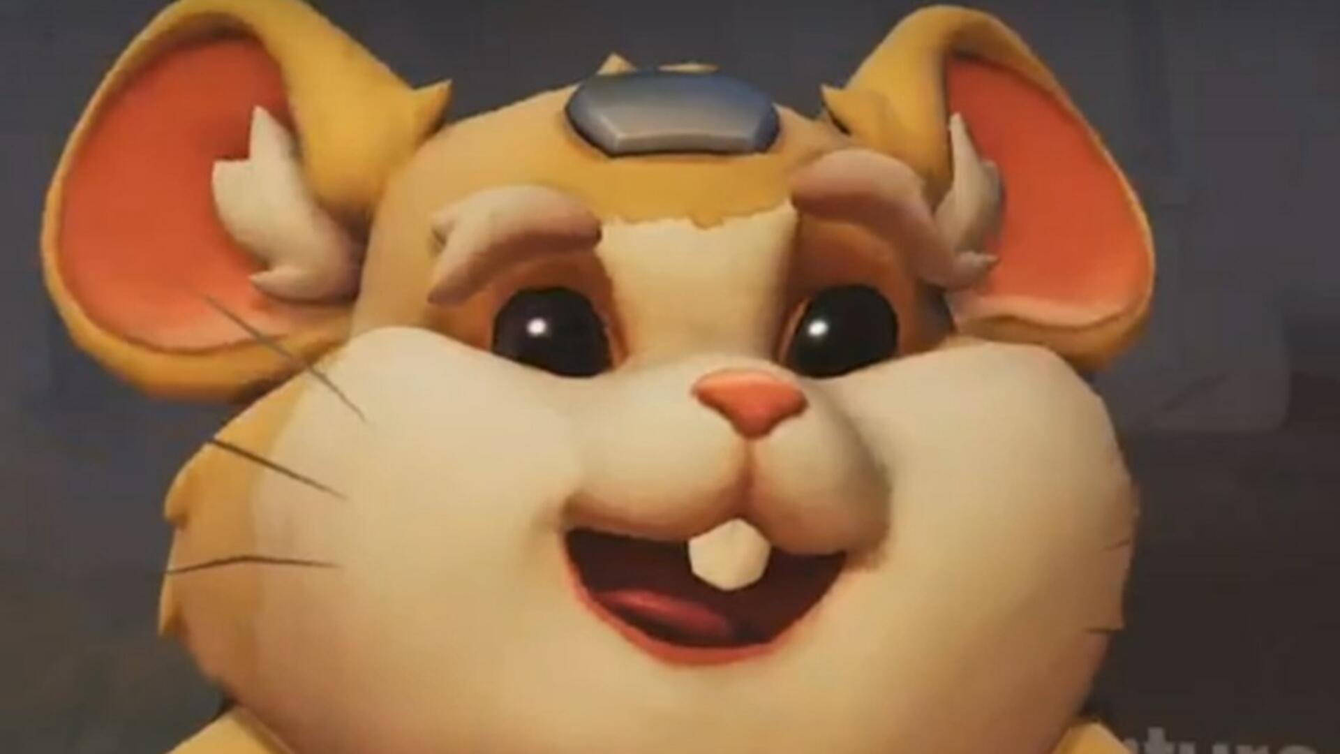 Blizzard Reveals New Overwatch Hero: Hammond, a Hamster in a Ball