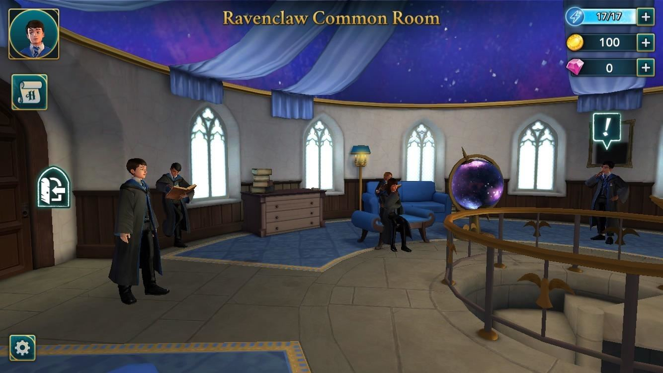 hogwarts mystery energy hack android