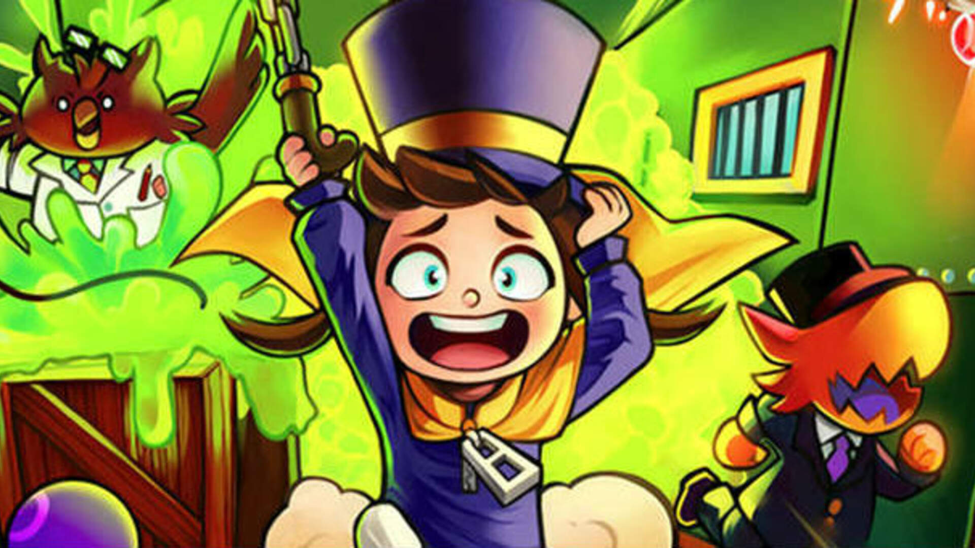 A Hat in Time's Developers Have Something to Say on August 20