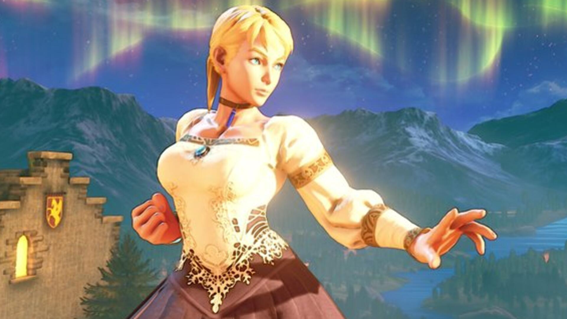 Enough With These Cheeky Street Fighter 5 Costumes Capcom, Just Re-Release Haunting Ground
