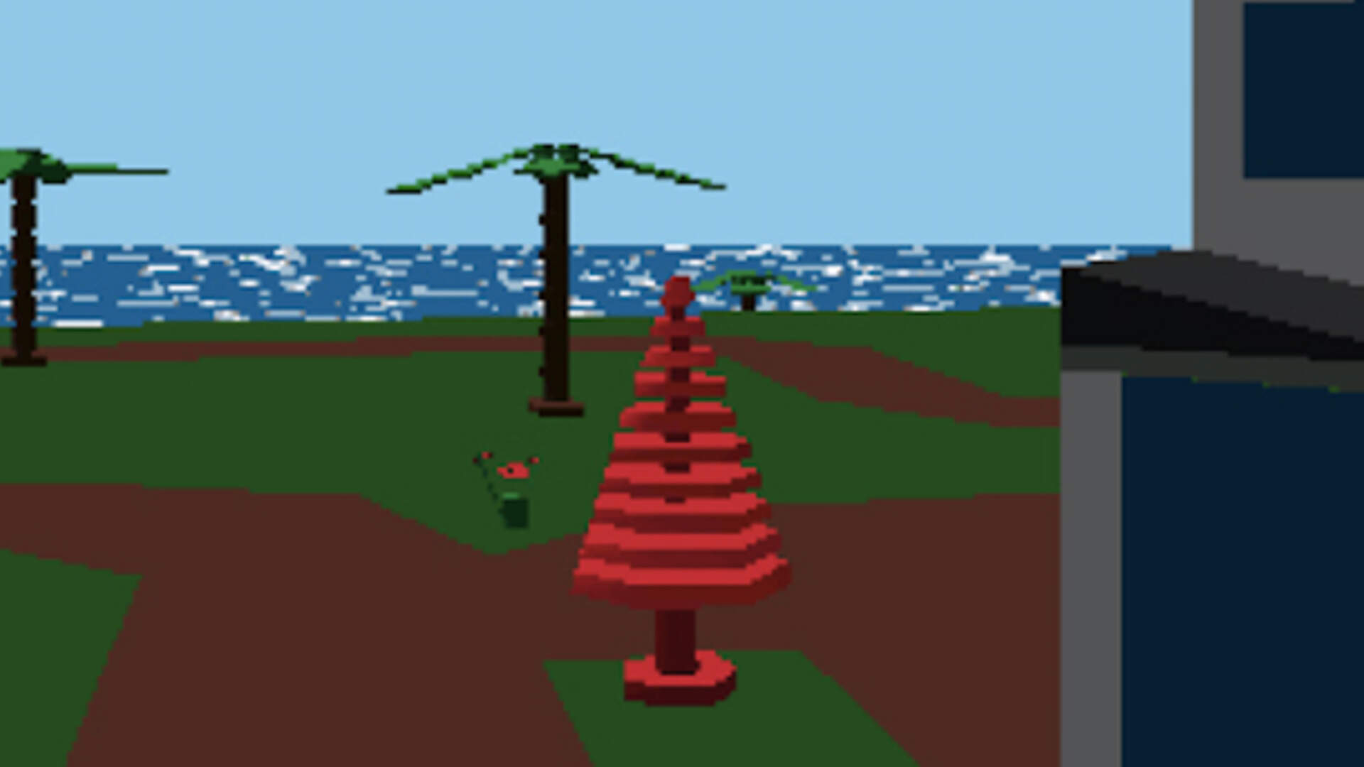 Revisiting the Long-Forgotten Proto-Open World of Lego Island