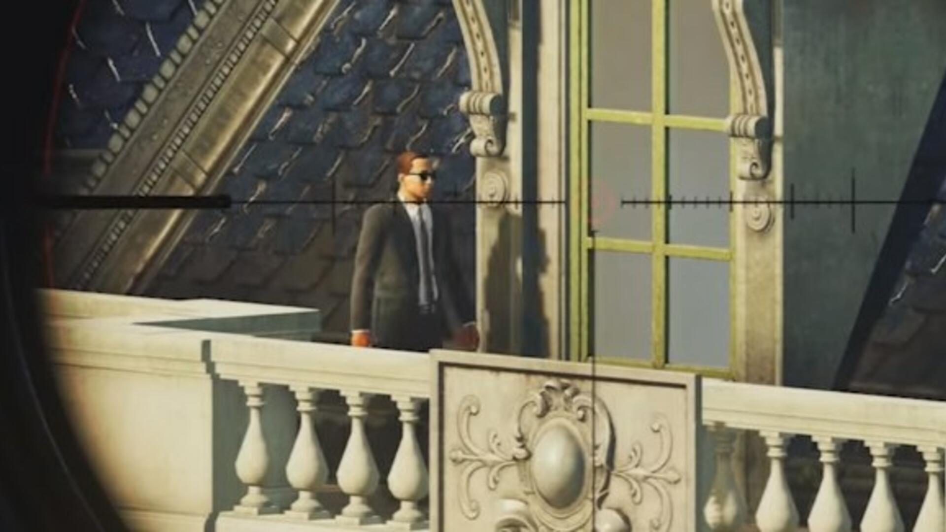 There's a New Hitman: Sniper Assassin Competition - Win Your Face in Hitman 2