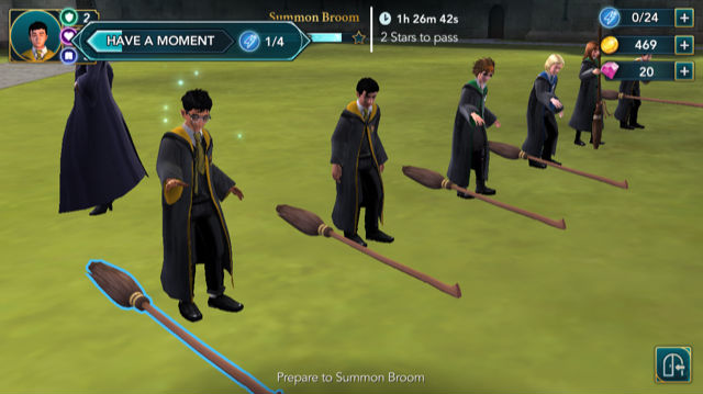 Harry Potter Hogwarts Mystery is a Horntail-Sized Ripoff | USgamer
